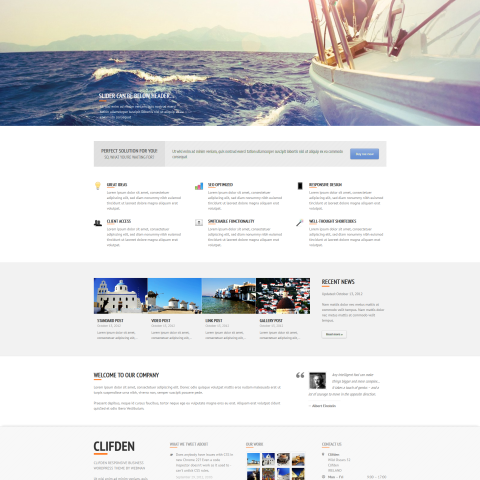 Clifden – Responsive Business WordPress Theme 39 Mojo
