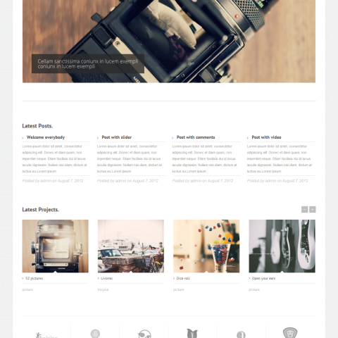 WhiteOut – Premium Responsive WordPress Theme 49 Mojo