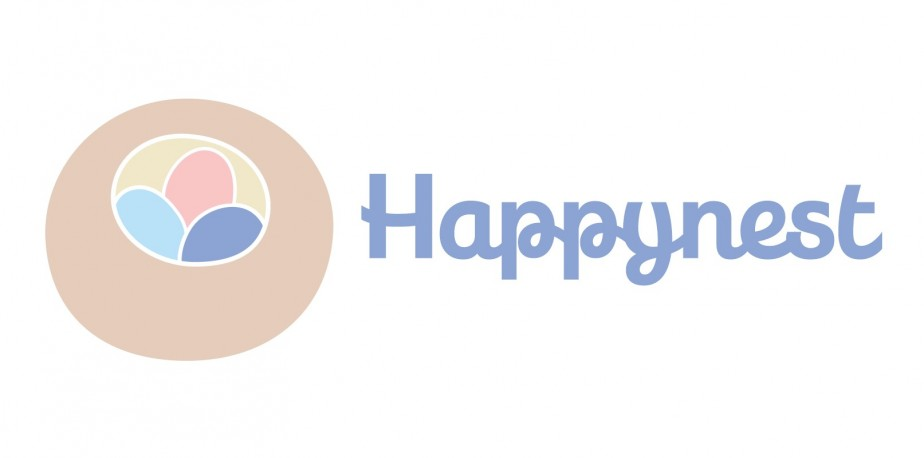 Happynest Logo - Rev F